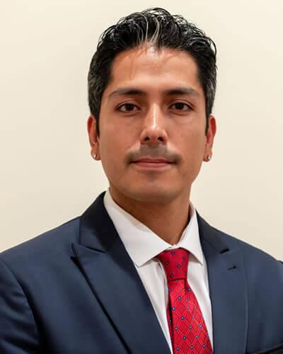 Gonzalo N. Villanueva Vice-President